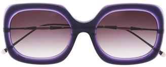 Matsuda M2035 square frame sunglasses