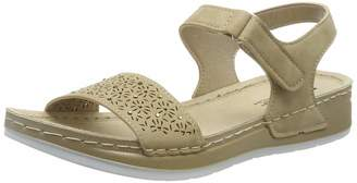 Fischer Women's Iris Closed Toe Sandals