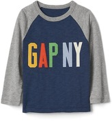 Gap Logo baseball tee
