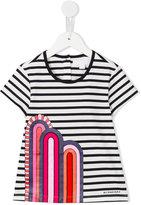 Burberry striped T-shirt - kids - Cotton - 5 yrs