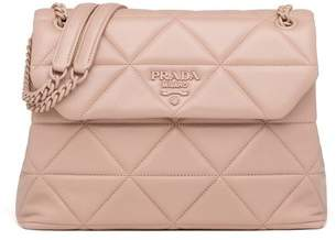 Prada Spectrum Nappa Leather Shoulder Bag