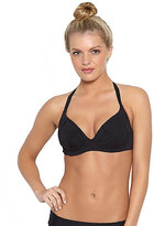 Betsey Johnson Solid Molded Bra Top