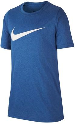 Nike Boys 8-20 DriFIT Legend Tee