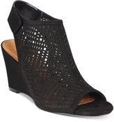 Style&Co. Style & Co. Heatherr Wedge Sandals, Only at Macy's