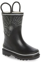 Western Chief Toddler Boy's Reflective Waterproof Rain Boot