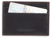 Johnston & Murphy Men's Card Case - Black