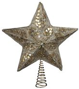Kurt Adler Glitter Star Tree Topper