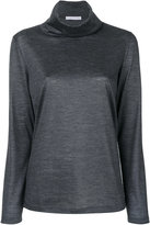 Fabiana Filippi roll-neck jumper - women - Wool - 42