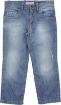 Paolo Pecora Denim pants - Item 42547432