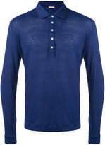 Massimo Alba polo shirt - men - Linen/Flax - M
