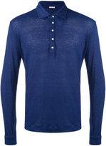 Massimo Alba polo shirt - men - Linen/Flax - XL