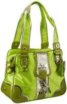 Sansibar Womens Candy Handbag Green Grün (apple) Size: