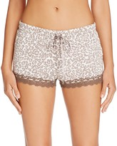 PJ Salvage Coco Chic Leopard Shorts