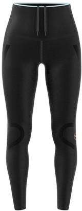 adidas by Stella McCartney Drawstring Tight Leggings