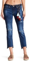UNIONBAY Jake Destructed Step Hem Jeans