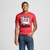 Minneapolis Local Pride by Todd Snyder Men's Twin Cities Tee - Red Heather - S
