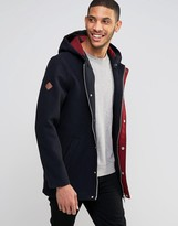 Bellfield Wool Smart Parka