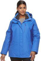 ZeroXposur Women's Caroline Hooded 3-in-1 Systems Jacket