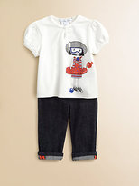 Little Marc Jacobs Infant's Printed Tee