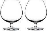 Waterford Elegance Brandy Glass Set Of 2
