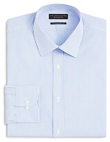 The Men's Store At Bloomingdale's The Men's Store at Bloomingdale's Striped Dress Shirt - Regular Fit - 100% Exclusive
