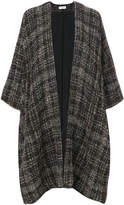 Masscob draped knitted cardi-coat