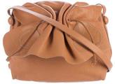 Carlos Falchi Butterfly Leather Crossbody Bag