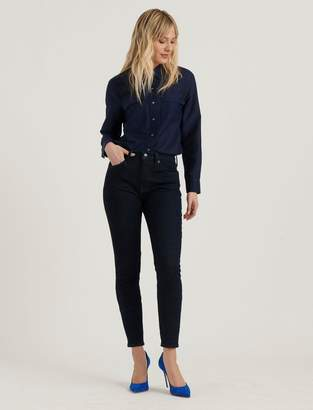 Lucky Brand Mid Rise Ava Skinny Jean