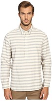 Billy Reid Runway Collins Button Up Popover Men's Short Sleeve Button Up