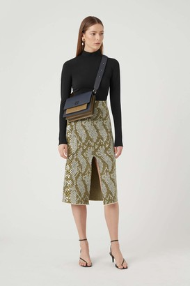 Camilla And Marc Saint Stitched Turtleneck