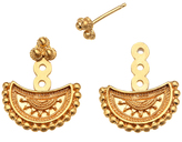 Satya Jewelry Starlit Sky Jacket Earrings