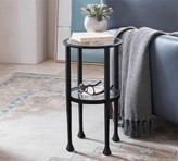 Pottery Barn Tanner Round Accent Table