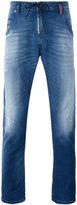 Diesel straight leg jeans - men - Cotton/Polyester/Spandex/Elastane - 30