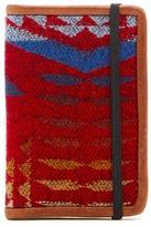 Pendleton Leather Trimmed Card Case