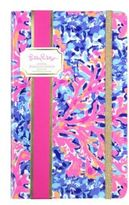 Lilly Pulitzer Coco Coral Crab Journal