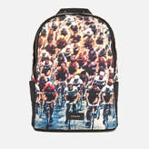 Paul Smith Men's Cycling Backpack Multi
