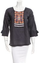 Figue Charlotte Beaded Top w/ Tags