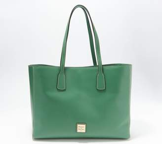 Dooney & Bourke Smooth Leather Large Ashton Tote