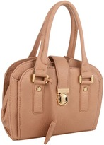Ivanka Trump Ella Satchel (Nude) - Bags and Luggage