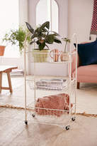 Urban Outfitters Talulah Rolling Storage Cart