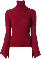 Dondup flared sleeve jumper - women - Wool - XS