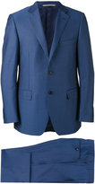 Canali two piece suit - men - Cupro/Mohair/Wool - 48