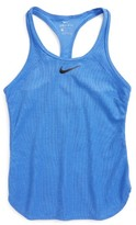 Nike Girl's 'Court Slam' Dri-Fit Tennis Tank