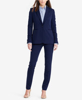 Lauren Ralph Lauren Stretch Twill Straight Pants