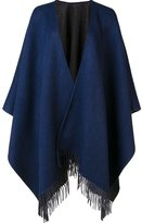 Rag & Bone fringed ends shawl scarf