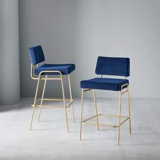 Terrific West Elm Bar Furniture Shopstyle Ibusinesslaw Wood Chair Design Ideas Ibusinesslaworg