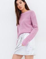 MinkPink Silver Lining Skirt