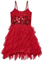 TUTU DU MONDE - Girl's Blooming Rose Tutu Dress