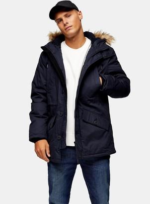 Farah TopmanTopman Bolton Parka Jacket*