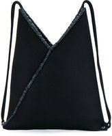 MM6 MAISON MARGIELA drawstring backpack - women - Polyester - One Size